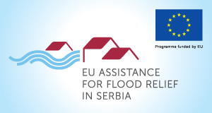 Assistance for flood relief in Serbia