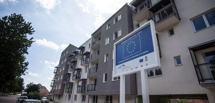EU izgradila stanove za 32 obrenovačke porodice pogođene poplavama