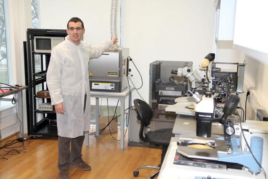 Mikro i nanoelektronska laboratorija – LTCC