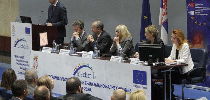 Prekogranična saradnja država regiona uz podršku EU