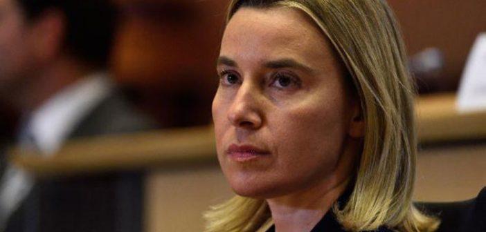 Mogherini seeks withdrawal of tax decision
