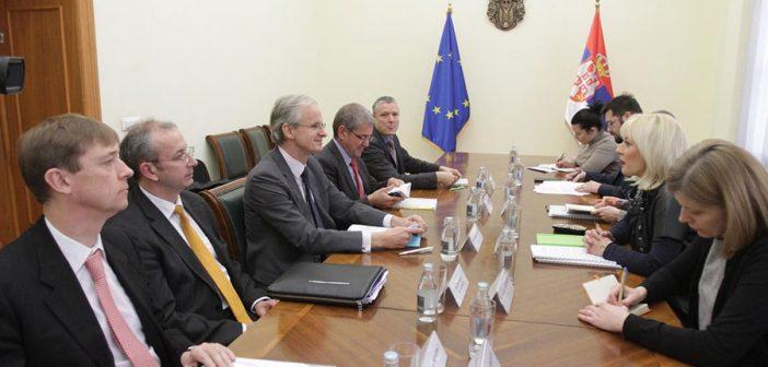 Danijelson i Joksimović pozdravili otvaranje novih poglavlja