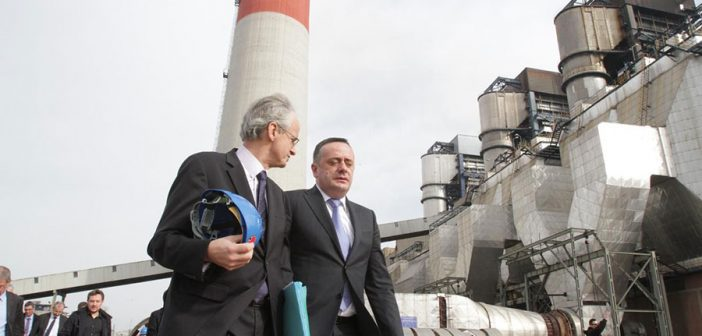 Danielsson: EU contributed to energy sector in Serbia with EUR500 mln