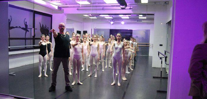 Представом младих балетских талената најављен 14. Београдски фестивал игре