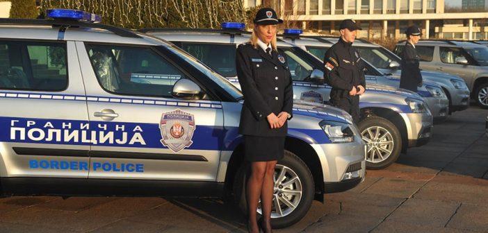 Podrška EU policiji Srbije
