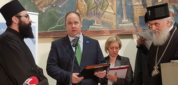 Православне цркве и капеле у Естонији представљене у Београду