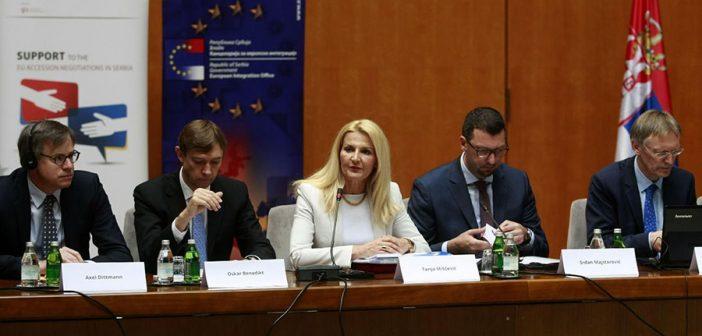 Benedikt: Vladavina prava određuje napredak u evrointegracijama