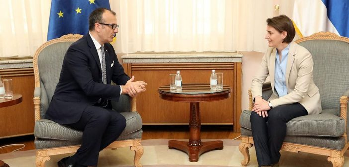 Fabrici: Srbija je pouzdan partner EU