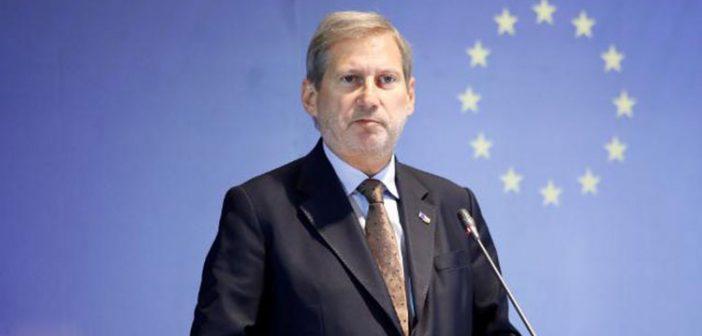 Хан: Све земље Западног Балкана имају јасну европску перспективу