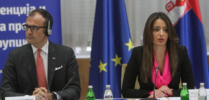 EU support for prevention and fight against corruption in Serbia