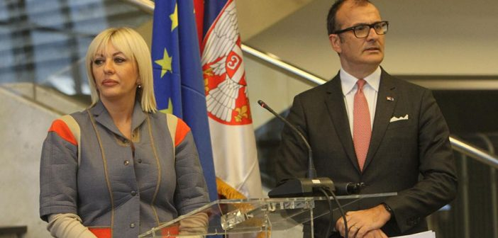 Fabrizi: EU firmly committed to Serbia's further advance in European integration