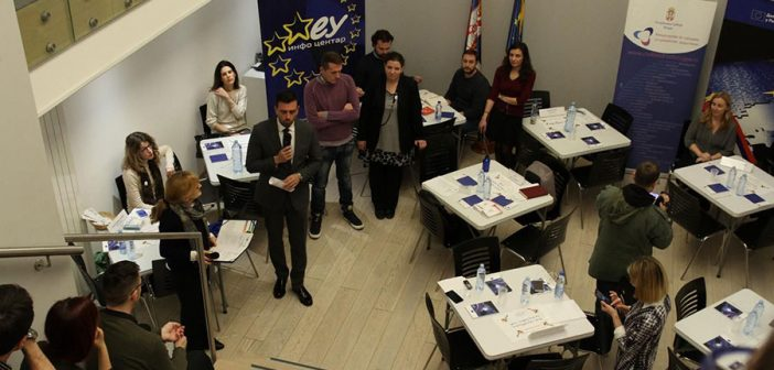 Fondovi EU za mlade