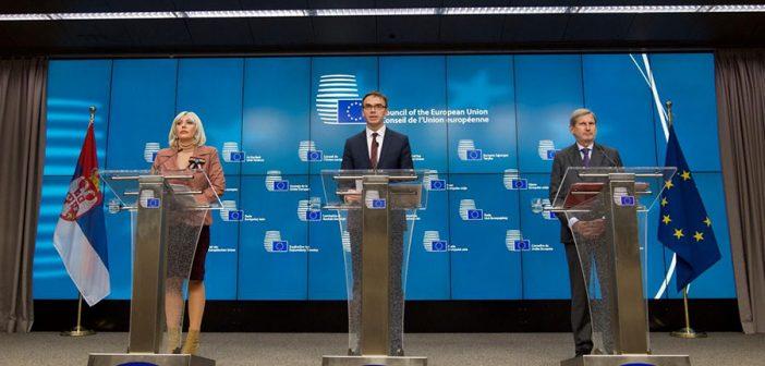 Otvorena poglavlja 6 i 30 u pregovorima Srbije sa EU