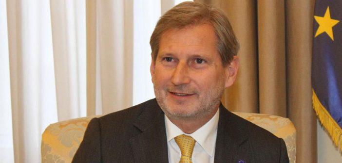 Han: Očekujem da će sledeće godine Beograd i Priština pronaći održivo rešenje