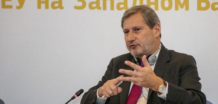 'Šta Strategija za Zapadni Balkan znači za Srbiju' – govor komesara Johanesa Hana