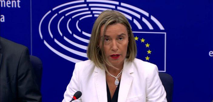 Mogerini ponovo pozvala Prištinu da povuče odluku o taksama