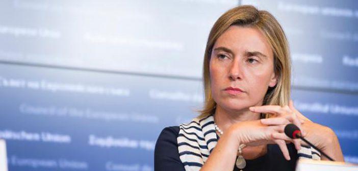 Mogerini: Bez ukidanja carina nema nastavka dijaloga Beograda i Prištine