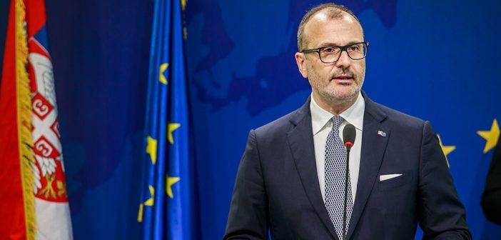 EU Ambassador Sem Fabrizi to visit Novi Pazar and Sjenica