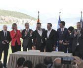 Изјава Могерини на Преспанском језеру решеном о спору Атине и Скопља око имена: Историјски дан за све нас