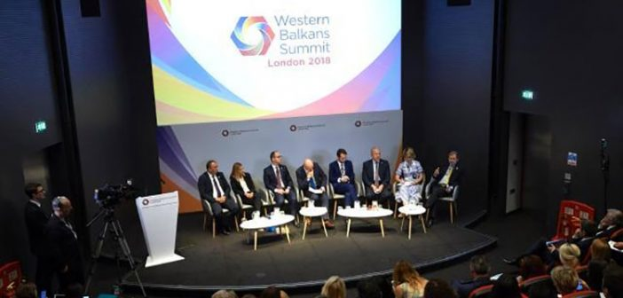 Western Balkans Summit in London – building stronger links within the region and with the EU