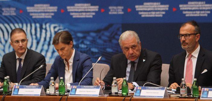 Srbija parafirala sporazum sa Fronteksom o boljem upravljanju migracijama