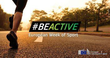 Kicking off the 2018 European Week of Sport