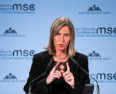 Mogherini in Munich: The European way to security