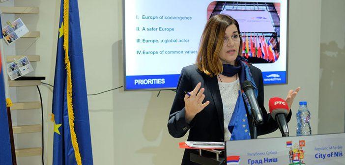 Подршка Румуније евроинтеграцијама Србије