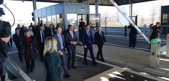 Уз подршку ЕУ отворен гранични прелаз Бајмок