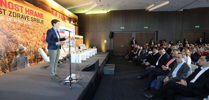 Важно да Србија обезбеди преузимање стандарда о безбедности хране