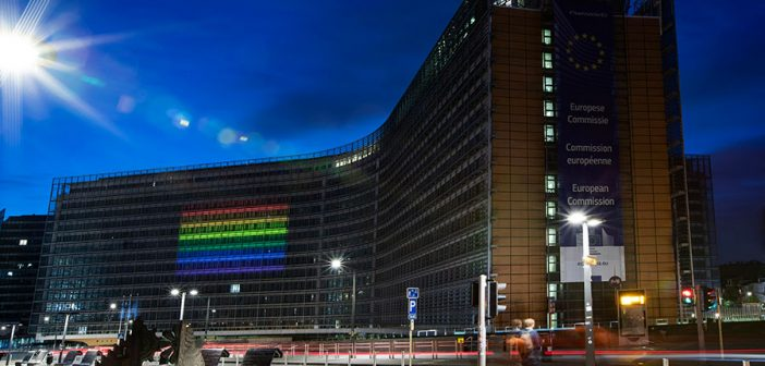 Statement from the EU Delegation in Serbia regarding the International Day against Homophobia, Transphobia and Biphobia