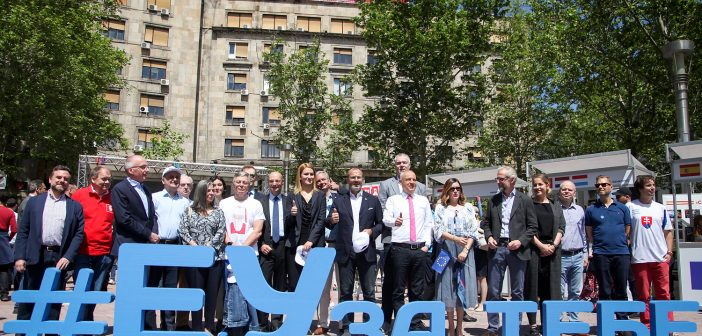 """Grad Evrope"" Brings the European Union Closer to Belgrade"