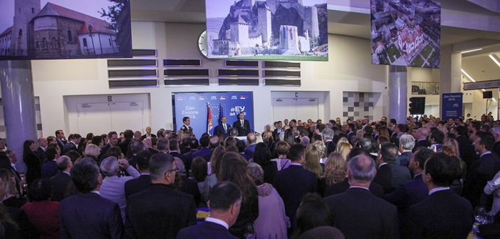 Ambassador Fabrizi: Europe Day – an occasion to reaffirm importance of peace and lasting reconciliation