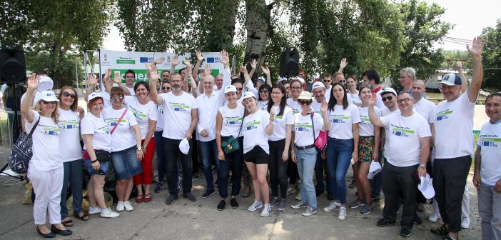 """Let's Move"" – Clearing the Savski Kej within the Enviornment Protection Campaign"