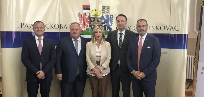 Cross-Border Cooperation Programme between Serbia and North Macedonia Presented