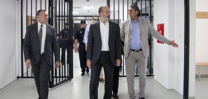 Ambassador Fabrizi Visits the Prison Complex in Pozarevac