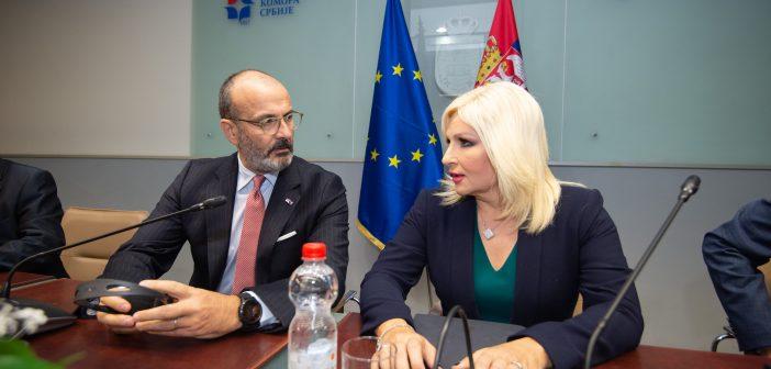 Потписана Европска декларација о безбедности железнице