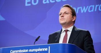 Varheji: Prioritet ove Evropske komisije ubrzanje procesa proširenja
