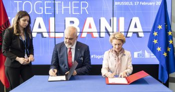 EU and International Donors Pledge €1.15 billion for Reconstruction after the Earthquake in Albania