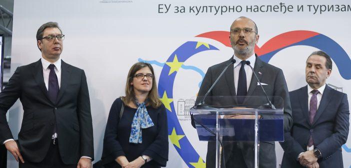 EU za kulturno nasleđe i turizam