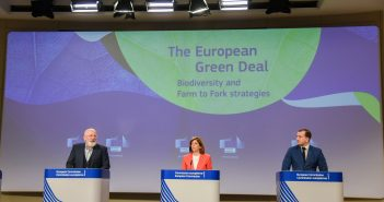 Reinforcing Europe's Resilience – Biodiversity and Sustainable Food Systems