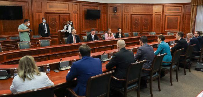 """Lajčak u dvodnevnoj poseti Beogradu – """"Nastavak razgovora već u julu"""""""