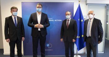 Izjava specijalnog predstavnika Miroslava Lajčaka nakon sastanaka u okviru dijaloga Beograda i Prištine