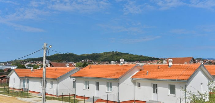 Twelve New Houses for Roma Families in Prokuplje with EU Support