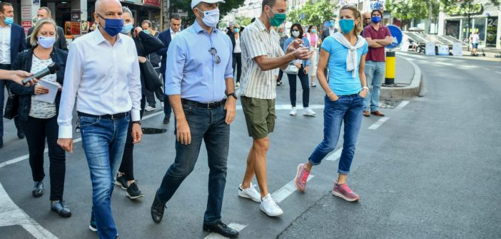 Evropska nedelja mobilnosti – Dan bez automobila u Beogradu