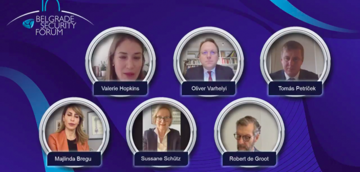 Komesar Varheji: Reforme donose veliku razvojnu šansu za Zapadni Balkan