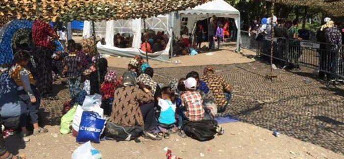 Novi objekat za smeštaj migranata u Centru za azil u Tutinu