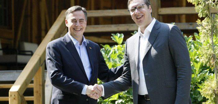 Mekalister: Srbija će ući u EU kad za to bude spremna