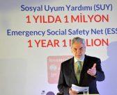 Mreža socijalne sigurnosti za vanredne situacije: pružena pomoć za milion izbeglica u Turskoj