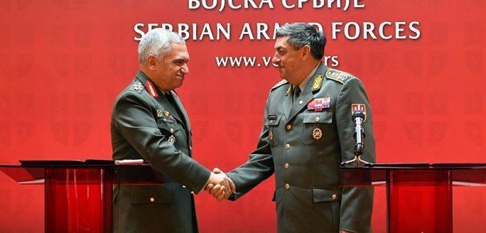Diković: Cilj vojske Srbije je da učestvuje u bezbednosnoj strukturi EU